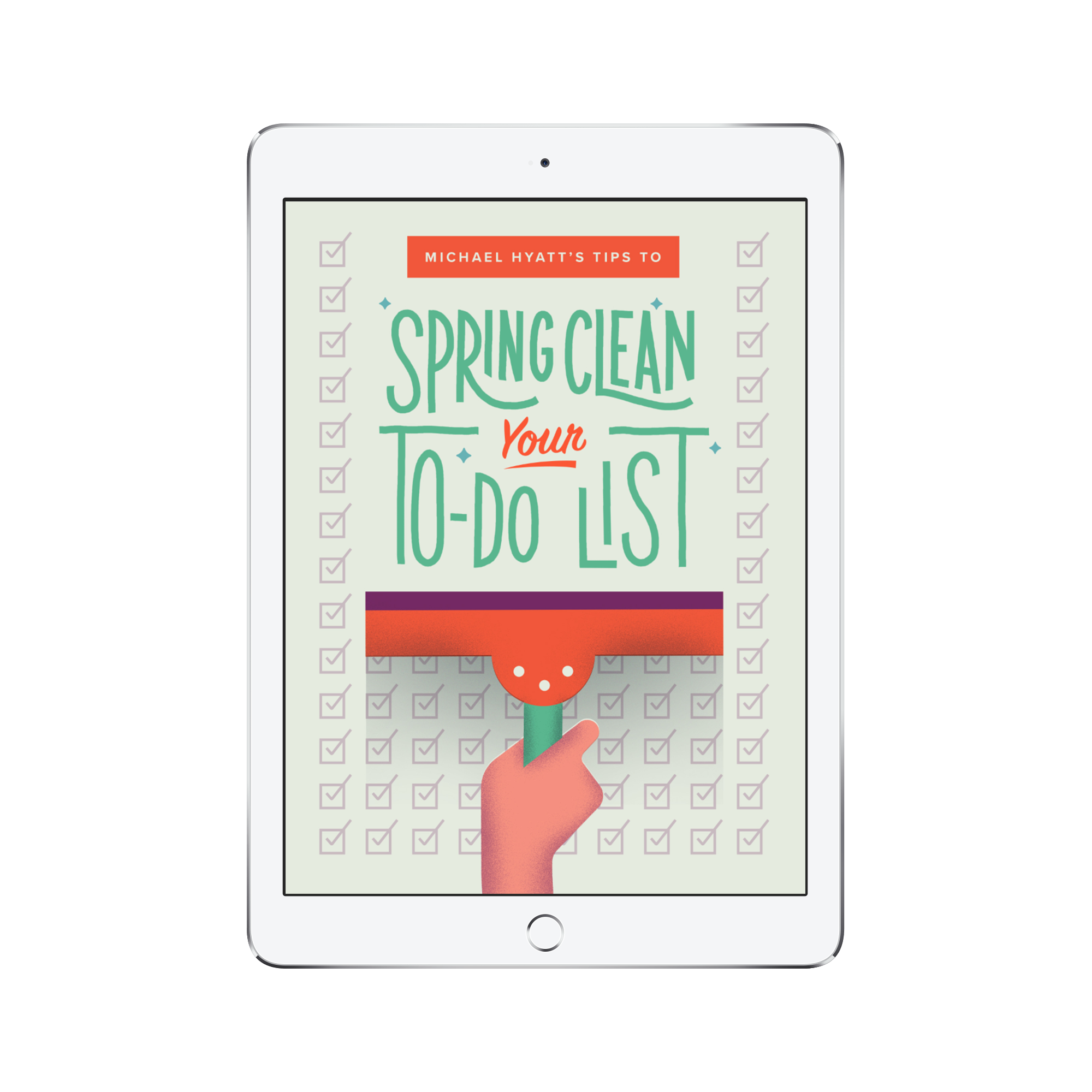 Spring Clean Your To-Do List